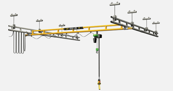 Ceiling Mounted Met-Track