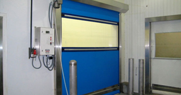 Clean Roll High Speed Door