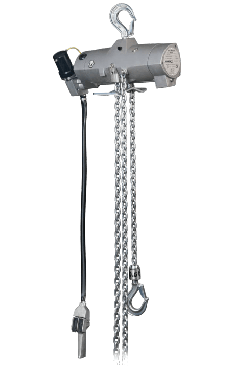 Kito AW Powered Air Hoist