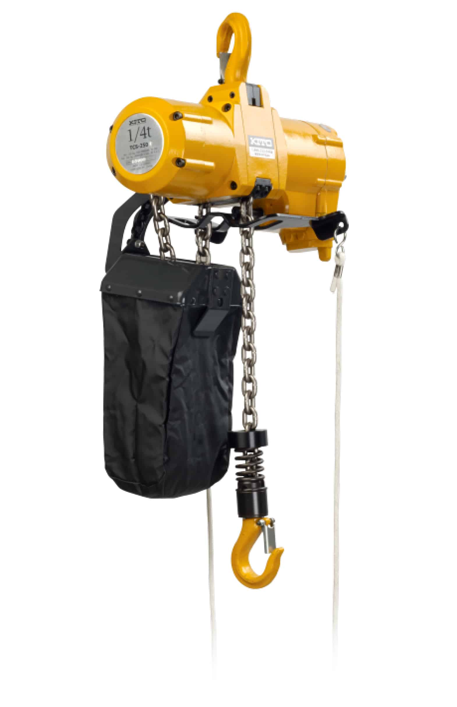 Kito TCR Powered Air Hoist