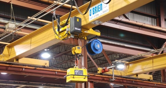 O'Brien Lifting Solutions Hoists